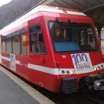 Train Vallorcine