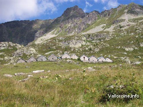 Chalets de Loriaz à Vallorcine
